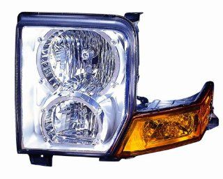 Depo 333 1178L AS Jeep Commander Driver Side Replacement Headlight Assembly Automotive