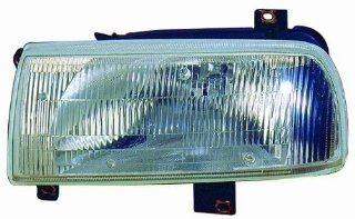 Depo 341 1102L AS Volkswagen Jetta Driver Side Replacement Headlight Assembly Automotive