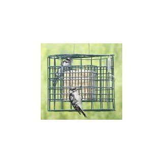 Duncraft Squirrel Proof Suet Haven Bird Feeder  Patio, Lawn & Garden