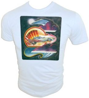 Vintage 1976 Hot Wheels style Chevrolet Corvette Summer T Shirt Clothing