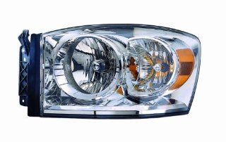 Depo 334 1122L AS Dodge Driver Side Replacement Headlight Assembly Automotive