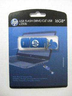 HP USB Flash Drive 16GB c350b (P FD16GHP350 GE) Computers & Accessories