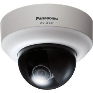 Panasonic i PRO SmartHD WV SF539 Network Camera   Color, Monochrome (WVSF539)   Computers & Accessories