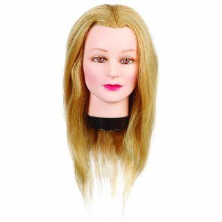 "Hairart Cindy 18"" Hair Classic Mannequin Head (4008) Health & Personal Care"