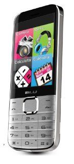 Wholesale Lot of 40 New BLU Diva X T372T Unlocked GSM Dual SIM Phones (Silver) Cell Phones & Accessories