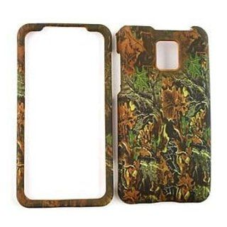 LG G2X Optimus P999 Camo / Camouflage Hunter Series Hard Case, Snap On Cover Cell Phones & Accessories