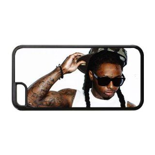Lil Wayne Personalized Back Protective Case for iPhone 5C Cell Phones & Accessories