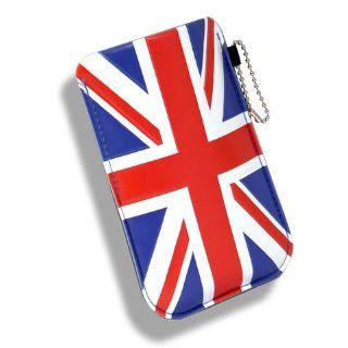 [Aftermarket Product] UK English England Flag Pattern Flip Pouch Case For Apple iPhone 4S 4 3GS Samsung Galaxy SII Nexus HTC One X Sensation 4G XL XE BlackBerry 9900 9790 9380 9360 New Cell Phones & Accessories