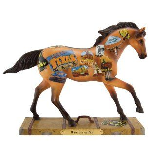 Trail of Painted Ponies Westward Ho Figurine, 6 1/2 Inch   Collectible Figurines
