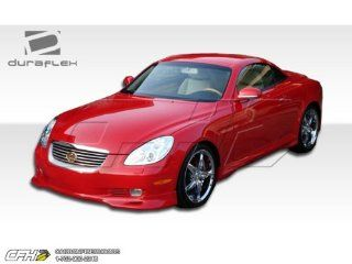2002 2005 Lexus SC Series SC430 Duraflex VIP Body Kit   5 Piece   Includes VIP Front Lip Under Spoiler Air Dam (103504) VIP Side Skirts Rocker Panels (103505) VIP Rear Add On Bumper Extensions (103506) Automotive