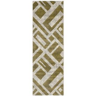 Safavieh Porcello Ivory/gold/brown Rug (24 X 67)
