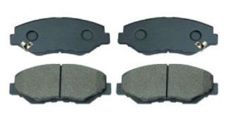 1999 2004 Honda Odyssey Genuine 45022 S0X 405 OEM Front Brake Pads Automotive