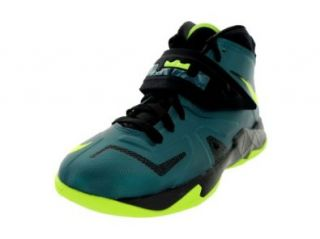 Nike Soldier 7 (GS) Boys Basketball Shoes 599818 401 Game Royal 6 M US Basketball Shoes Shoes