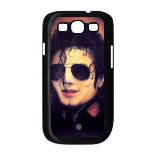 Michael Jackson Samsung Galaxy S3 Hard Plastic Back Cover Case Cell Phones & Accessories