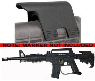 Us Army Alpha Black Stock Cheek Riser Support, alpha Black Stock Riser, alpha Black Stock Support.  Paintball Stocks  Sports & Outdoors