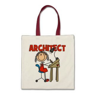 Architect Gift Canvas Bag