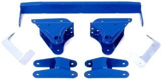 "Fabtech FTS424BK Hanger Kit, 3.5"" Spring Hanger Lift For Select Ford F250/350, 4 Wheel Drive Trucks Automotive"