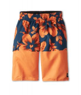 Rip Curl Kids Aggrosplit Volley Boys Swimwear (Orange)