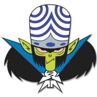 "Powerpuff Girls Mojo Jojo vynil car sticker 4"" x 4"" Automotive"