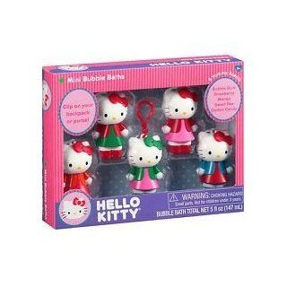 Hello Kitty Mini Bubble Baths 5 Yummy Scents Toys & Games