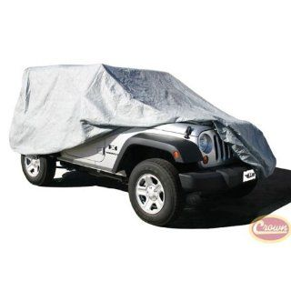 RT Off Road FC10109 Full Cover Gray For 2004 06 Jeep Wrangler Unlimited Automotive
