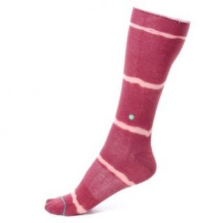 Stance Womens In Check Socks, Black, One Size