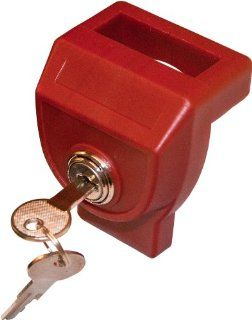 One Red Glad Lock Gladhand Lock For Tractor Trailer Gland Hands Automotive