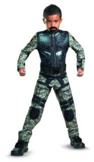 G.i. Joe Retaliation Roadblock Classic Costume Clothing