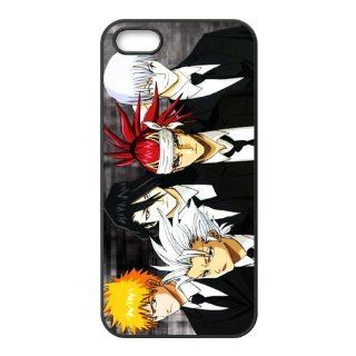 Drop ship discount cheap customs Japan cartoon Comic and Animation Bleach death cartoon comics for iphone 5 5s 100% TPU black case By Custom Shop Cell Phones & Accessories