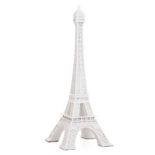 Torre & Tagus Eiffel Tower Decor Statue, White