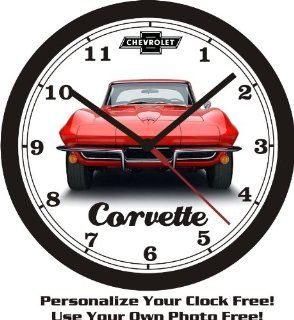 Shop 1967 CHEVROLET CORVETTE STINGRAY WALL CLOCK FREE USA SHIP cHOOSE 1 OF 2 at the  Home D�cor Store. Find the latest styles with the lowest prices from