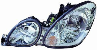 Depo 312 1180L ASN3 Lexus GS Driver Side Replacement Headlight Assembly Automotive