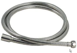 "Peerless 495EX60UB Universal Showering Components Hose   60"" Extendible, Chrome   Plumbing Hoses"