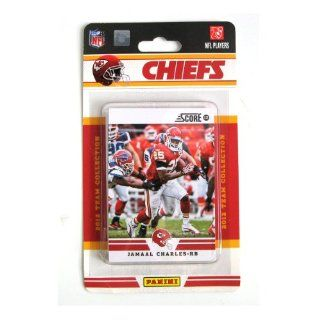 NFL Kansas City Chiefs 2012 Score Team Set Sports & Outdoors