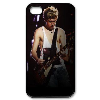 Custom Niall Horan Cover Case for iPhone 4 WX4780 Cell Phones & Accessories