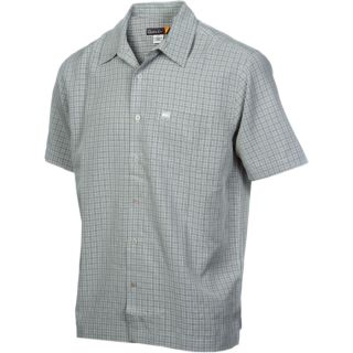 Quiksilver Waterman Cloudbreak Shirt   Short Sleeve   Mens
