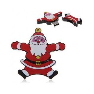 8GB Santa Claus Shape USB Memory Flash Drive Christmas Gift (Fast Delivery)  Other Products