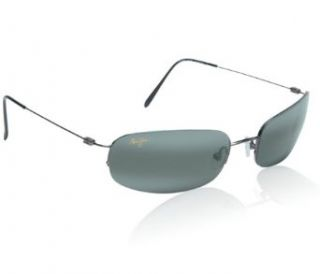 Maui Jim 508 02 Windward   Gunmetal with Grey Lenses Clothing