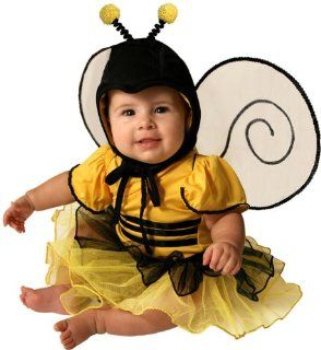 Unique Infant Baby Bumble Bee Halloween Costume (6 Months) Toys & Games