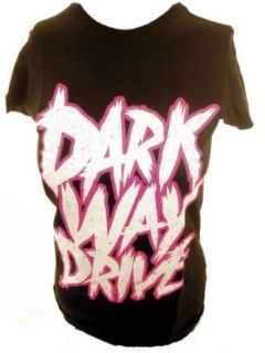 Parkway Drive Girls T Shirt   Drastic Logo on Black (Extra Large) Clothing