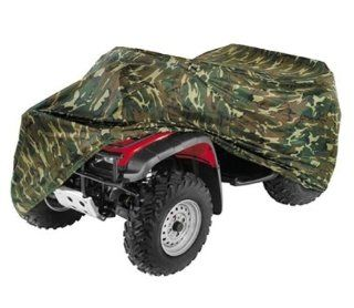 ATV  Quad 4 Wheeler Cover Color Camouflage, Camo Fits Suzuki KingQuad 450AXi 4x4 2008 2010  Hunting Camouflage Accessories  Sports & Outdoors