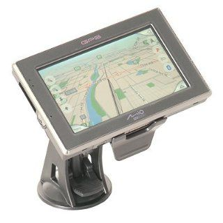 Mio DigiWalker C520 Portable Car GPS Navigation System GPS & Navigation