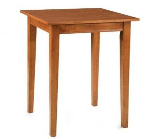 Home Styles Arts and Crafts Bistro Table —