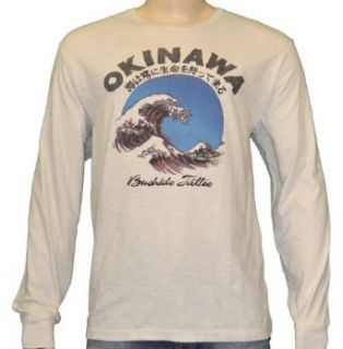 Lucky Brand Jeans Okinawa Tattoo Long Sleeve Shirt XL at  Men�s Clothing store