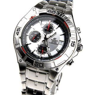 Casio #EF520D 7AV Men's Edifice Stainless Steel Chronograph Sports Watch Watches