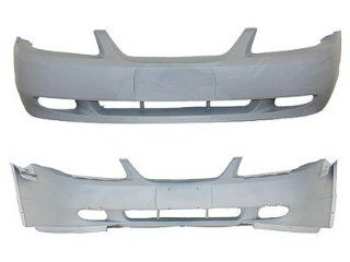 Pre Painted Ford Mustang (GT Model) Front Bumper Painted to Match Vehicle Automotive