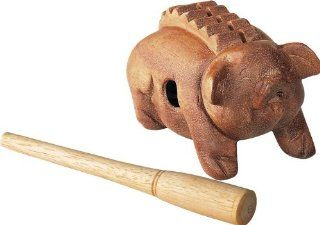 Meinl Wood Animal Musical Instruments