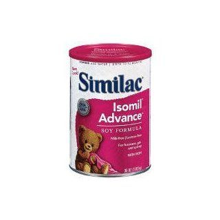 Similac Isomil Advance Soy Formula Powder with Iron (36oz   1.02kg) Health & Personal Care