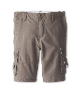 Request Kids Kayne Cargo Twill Shorts Boys Shorts (Gray)