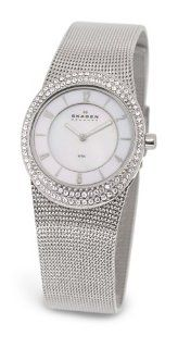Skagen Women's 566XSSS Stainless Steel Mesh Watch Skagen Watches